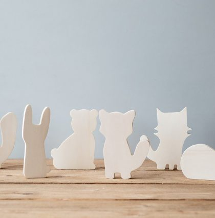 Les animaux de Green and Paper