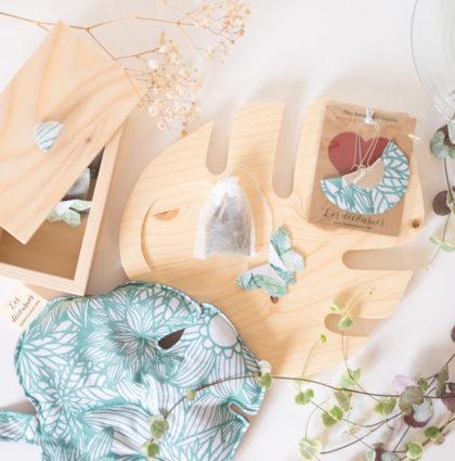 Cocoon box en collaboration avec Les Décousues